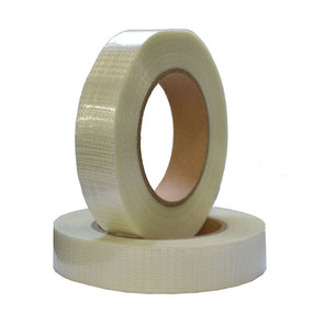 1 Inch High Temperature Fiberglass Cloth Masking Tape - High Temp Tapes