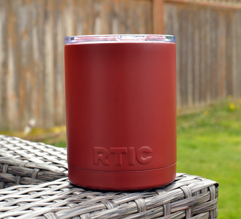 Flat Maroon Powder Coat Paint