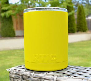 Flat Matte RAL 1018 Yellow Powder Coat Paint
