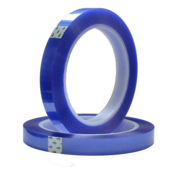 1/2 Inch x 72 yds - High Temperature Blue Masking Tape - High Temp Tapes