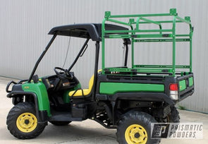 John Deere Green Powder Coating Paint 1 LB - Powder Coating Paint