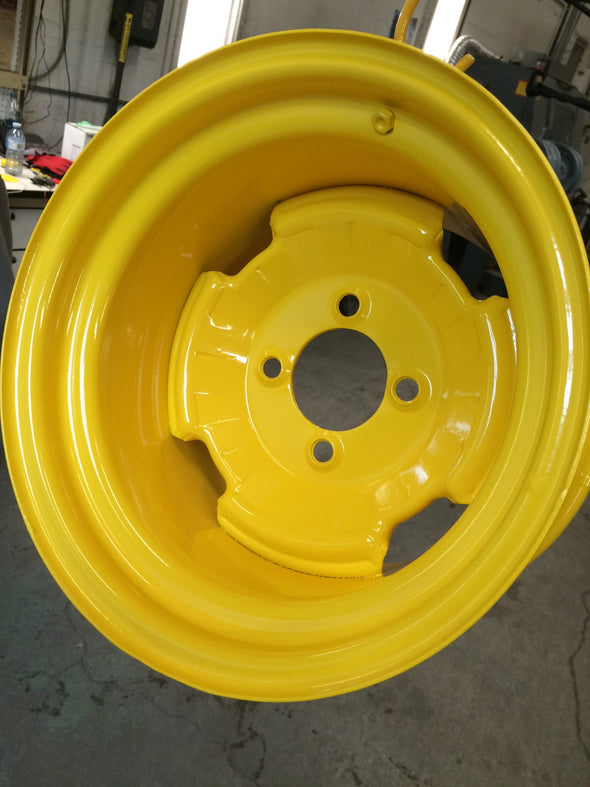 John Deere Yellow Powder Coating Paint 1 LB - Powder Coating Paint