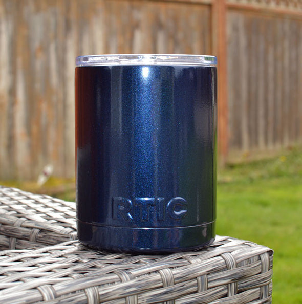 Midnight Blue Metallic Powder Coating Paint 1 LB - Powder Coating Paint