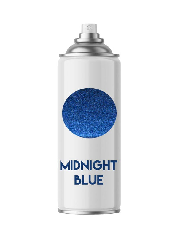 Midnight Blue Aerosol Spray Paint - Aerosol