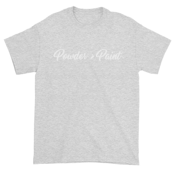 Powder Over Paint Short Sleeve T Shirt -