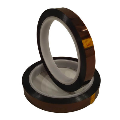 Half Inch polyimide high temp masking tape