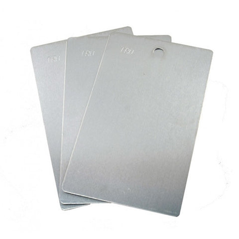 Powder Coating Blank Panels
