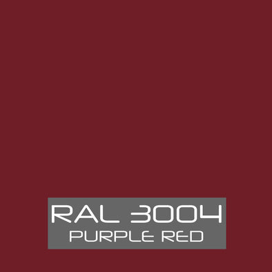 RAL 3004 Purple Red Powder Coating Paint 1 LB - Powder Coating Paint