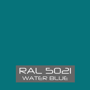 RAL 5021 Water Blue Powder Coating Paint 1 LB - Powder Coating Paint