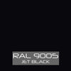 RAL 9005 Jet Black Powder Coating Paint 1 LB - Powder Coating Paint