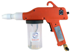Red Line EZ50 Powder Coating Cup Gun - Powder Coating Guns