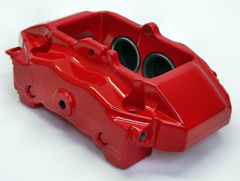 Gloss Red Powder Coated Calipers