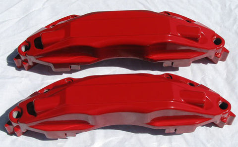 Super Durable Gloss Red Powder Coat