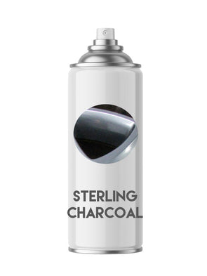 Sterling Charcoal Gunmetal Aerosol Spray Paint - Aerosol
