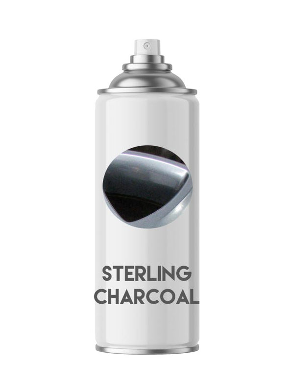 Sterling Charcoal Gunmetal Powder Coating Paint 1 LB - Powder Coating Paint