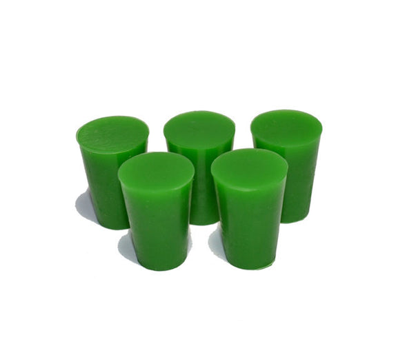 STP108 - Silicone Tapered Plugs - Plug and Cap Kits