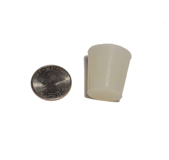 STP4 - Silicone Tapered Plugs - Plug and Cap Kits