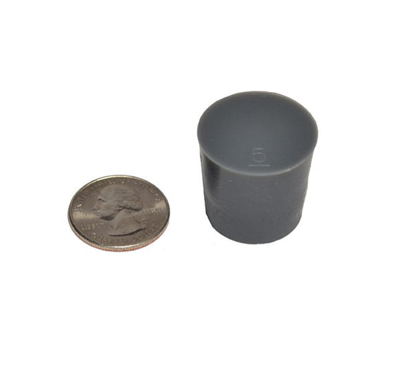 STP5 - Silicone Tapered Plugs - Plug and Cap Kits