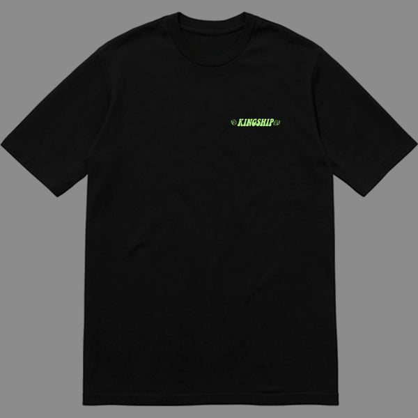 (Glow in the Dark) Bad Trips T-Shirt - Black
