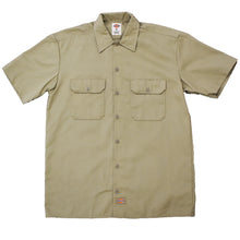 The Block Work Shirt - Khaki