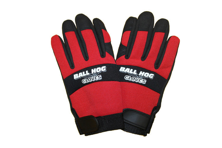 Ball Hog Gloves, Grip & Dribble Glasses Bundle
