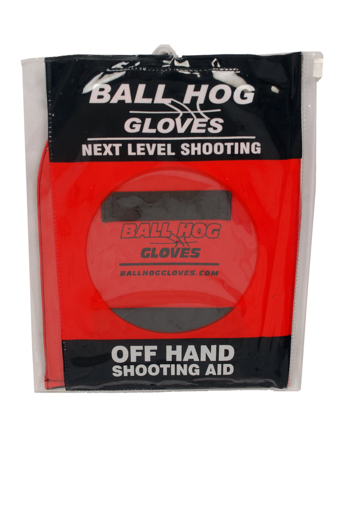 Ball Hog Gloves Off-Hand Shooting Aid