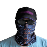 Ball Hog GOD WINS Seamless Mask Bandana