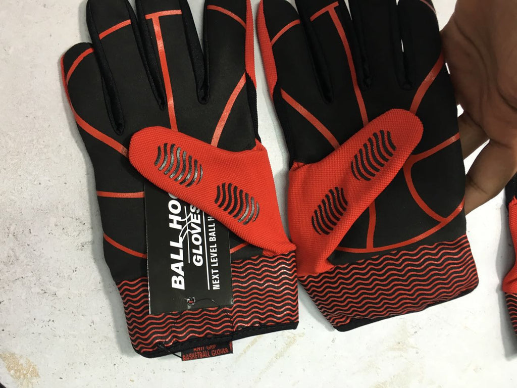 Ball Hog Gloves (Weighted) X-Factor