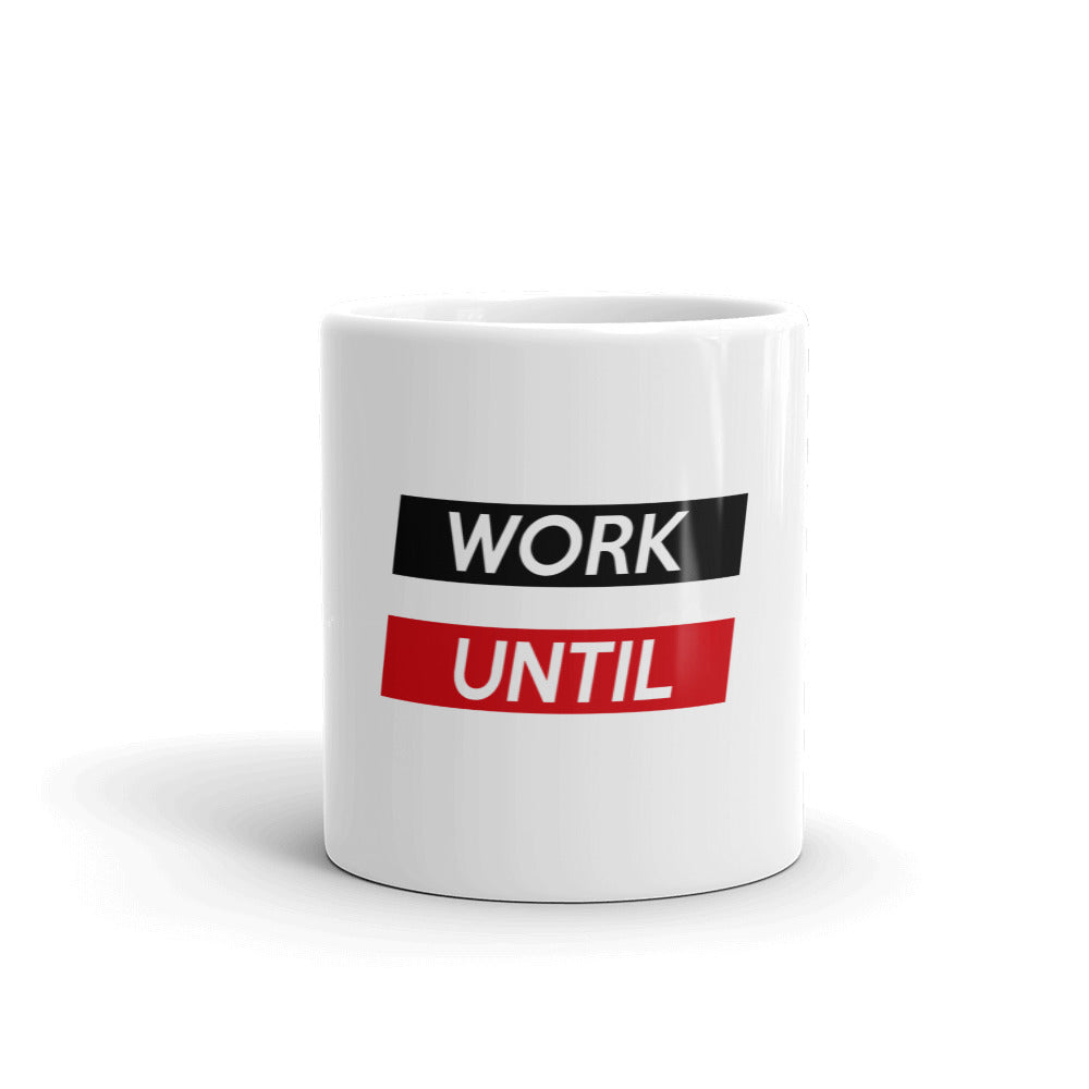 Work Until Two Bar Mug