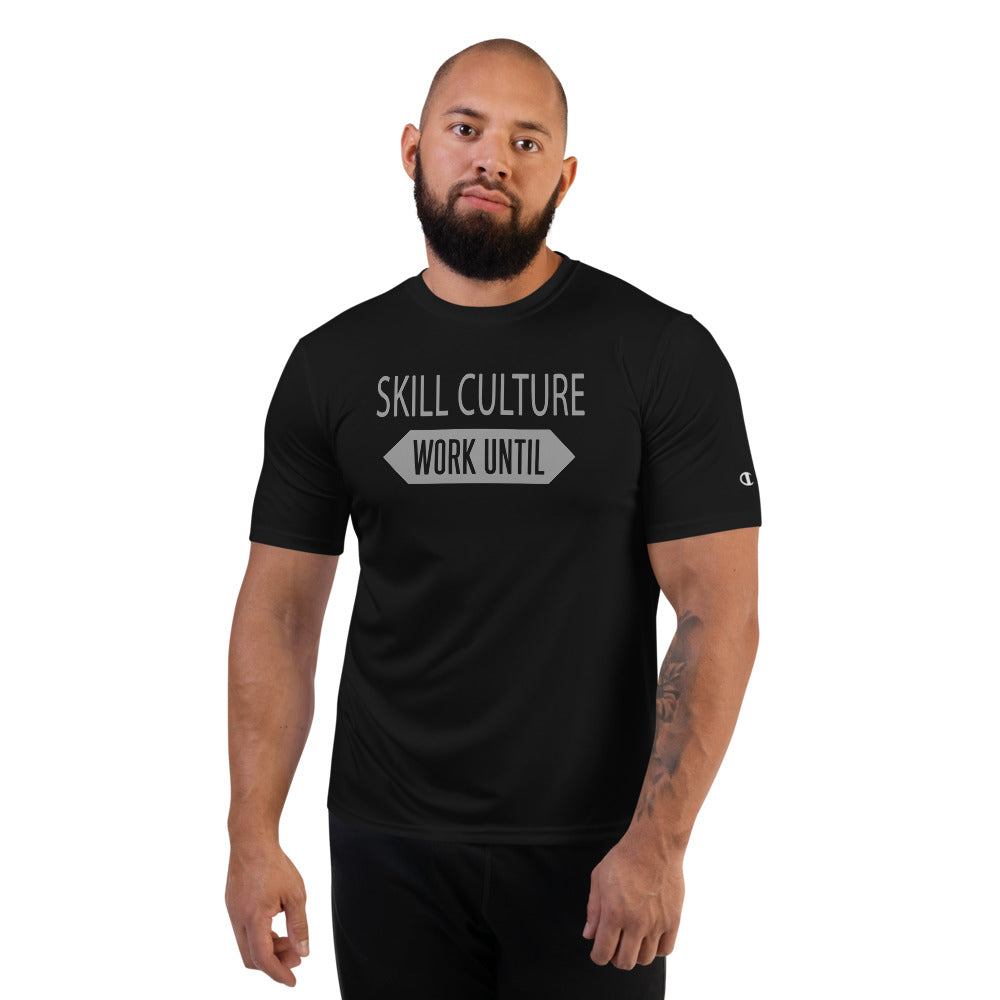 Skill Culture (100% polyester) Performance T-Shirt
