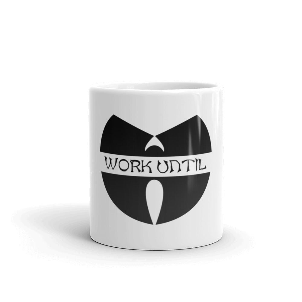 Work Until Wings Mug