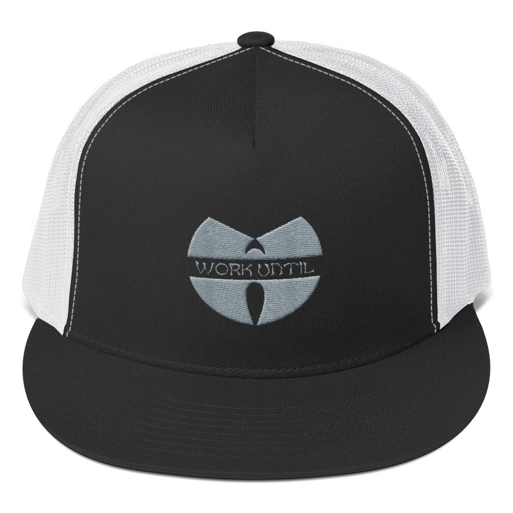 Work Until Wings Trucker Cap