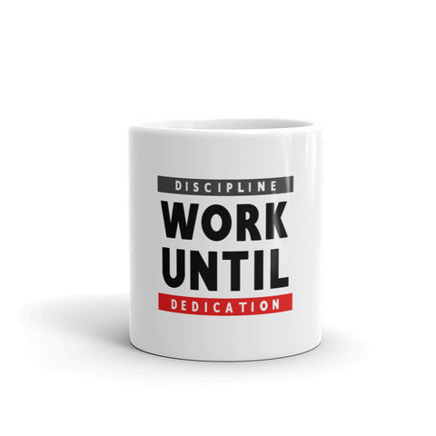 Work Until Ball Hog Stick Man Performance T-Shirt