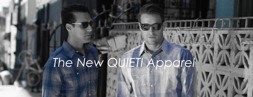 Why We Redesigned QUIETI Apparel