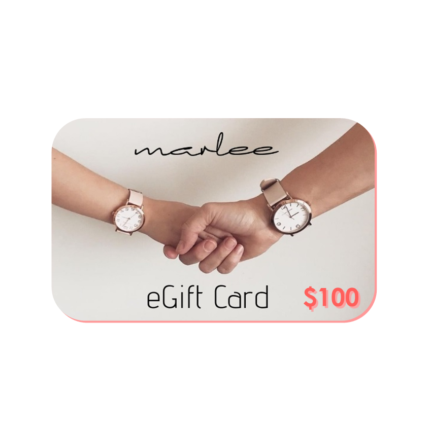 Marlee Watch Co e-Gift Card