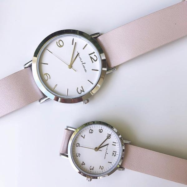MATCHING BLOOM TIMEPIECES