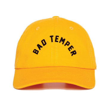 The Bad Temper Dad Hat-Hats-Nerdy Fresh-Quality-Streetwear-California-USA