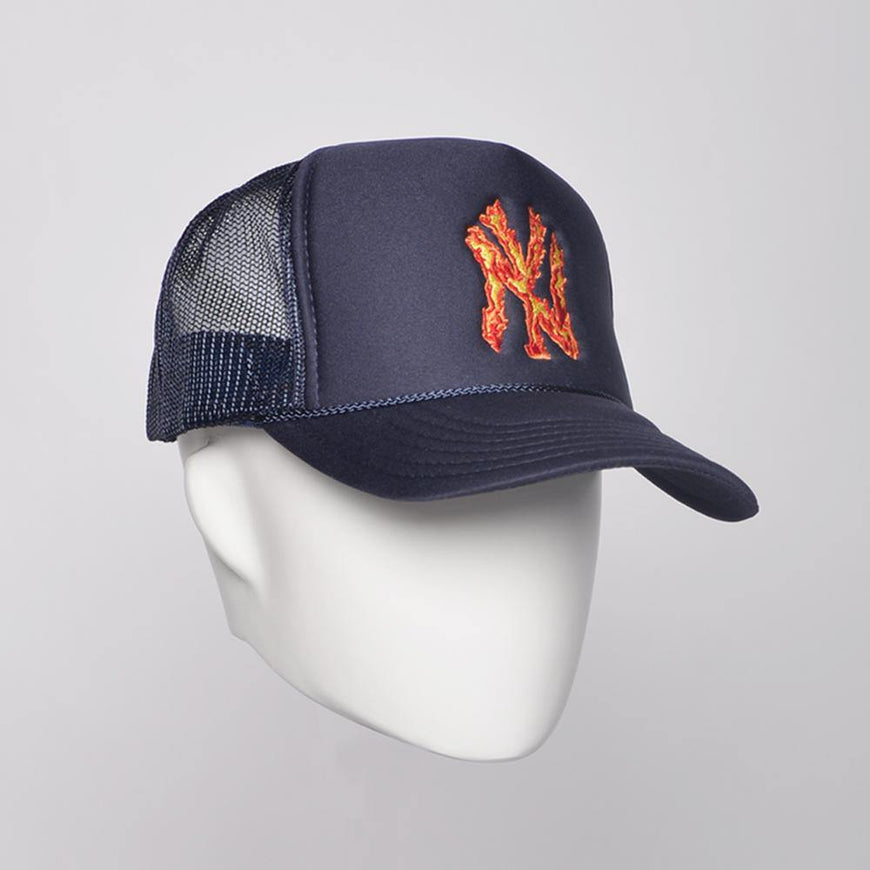 The 1835 Trucker hat - Nerdy Fresh
