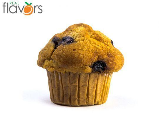 BLUEBERRY MUFFIN - REAL FLAVORS