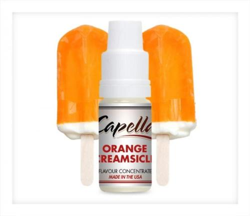 ORANGE CREAMSICLE - CAPELLA