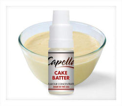 CAKE BATTER - CAPELLA