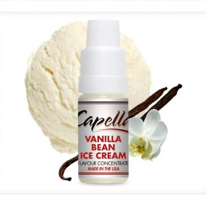 VANILLA BEAN ICE CREAM - CAPELLA