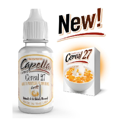 CEREAL 27 - CAPELLA-FLAVOURINGS-Infinite Vaper