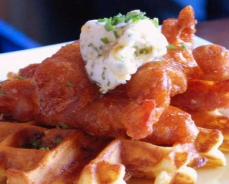 CHICKEN AND WAFFLE FLAVOR - TPA-FLAVOURINGS-Infinite Vaper