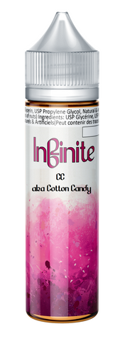 COTTON CANDY MOOSE JUICE-E-LIQUID-Infinite Vaper