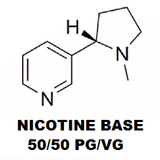 Nicotine - FDA Certified Unflavored - 50/50 PG/VG-FLAVOURINGS-Infinite Vaper