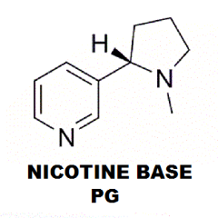 Nicotine - FDA Certified Unflavored - 100% PG-FLAVOURINGS-Infinite Vaper
