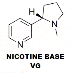 Nicotine - FDA Certified Unflavoured - 100% VG-FLAVOURINGS-Infinite Vaper