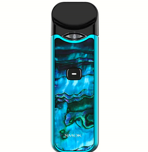 SMOK NORD OPEN POD STARTER KIT BLUE SHELL