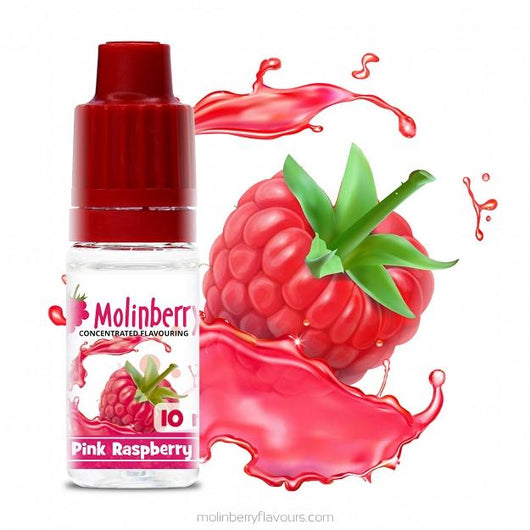 Pink Raspberry - Molinberry Flavourings